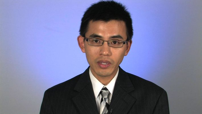 In this edtalk video gallery, learn about Bobson Wong, a mathematics teacher at Bayside High School in Queens, New York. In the videos, Mr. Wong talks about preparing his students to be life-long learners, his great success as a teacher and why it's not all about the summer vacation.