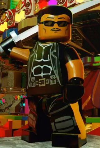 Eric BROOKS (BLADE)   Earth 13122   DAYWALKER   Lego Marvel SUPER HEROES