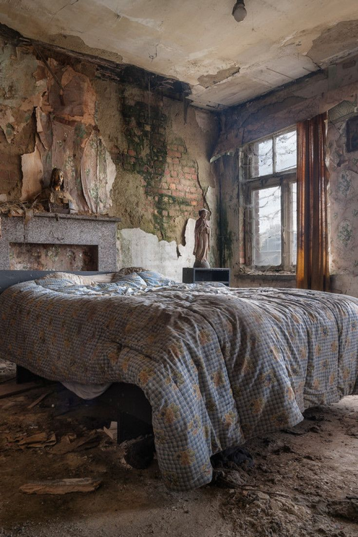 Abandoned Homes Are Surprisingly Full Of Life (Or Remnants Of It)
