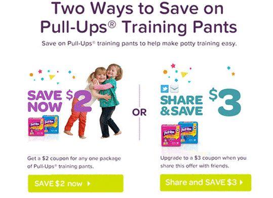$3 off Huggies Pull-Ups coupon! - Money Saving Mom®