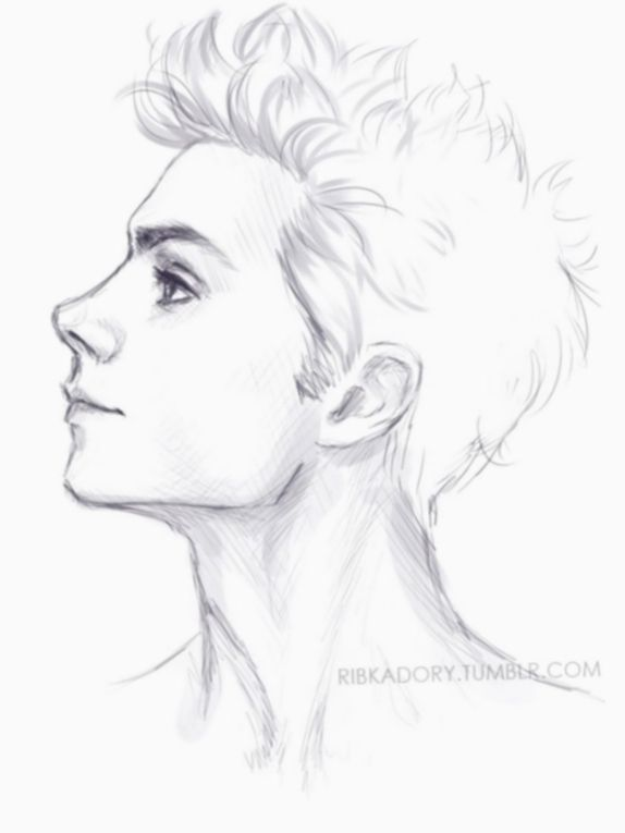 Anime Sketch Male Face Animecosplay Mangacosplay Mha How To Draw Hair Face Drawing Boy Drawing