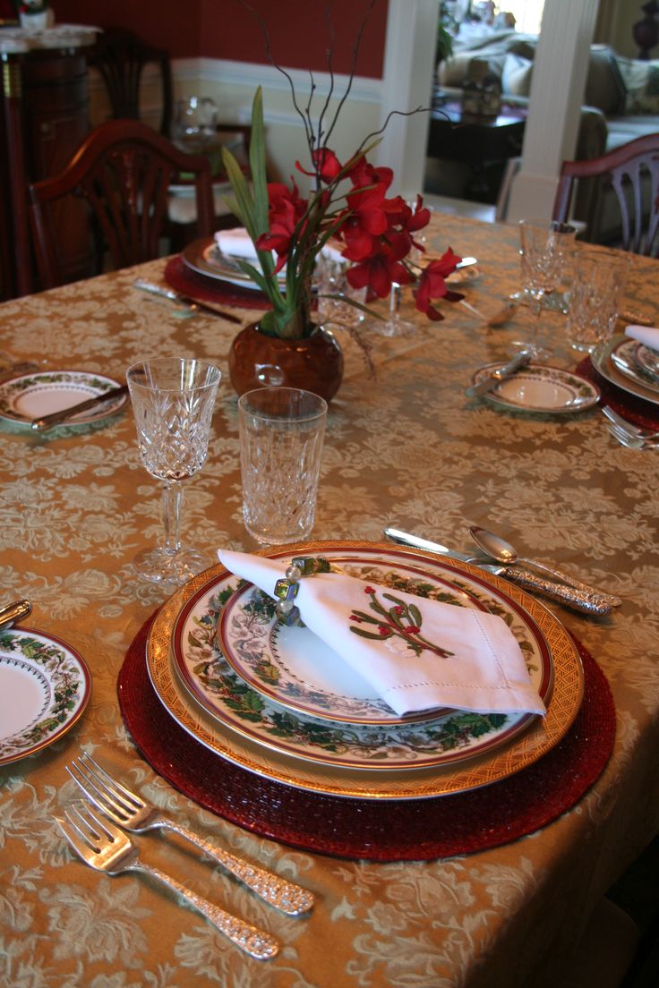 12 best Lenox Holiday China images on Pinterest | Christmas dishes ...