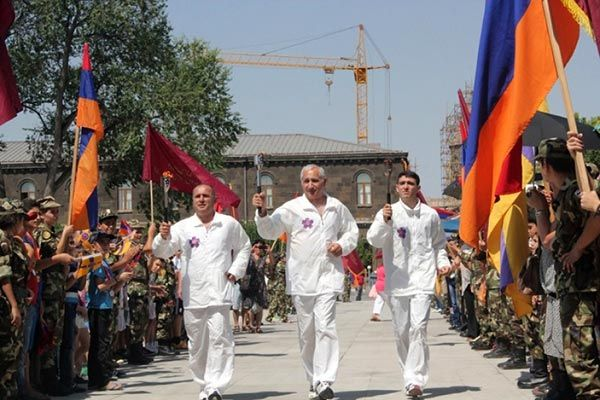 Pan-Armenian Games: Armenia, Diaspora athletes to compete in different sports again