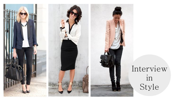 Business Attire | How to Dress for an Interview
