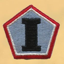 US WW2 Army/Corps Patches