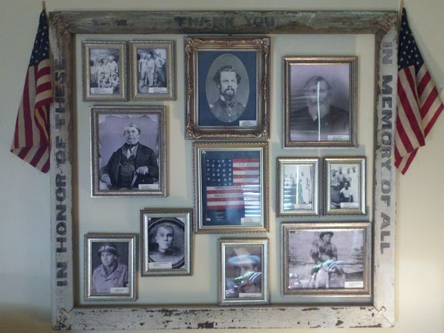 Veterans Day Wall Craft