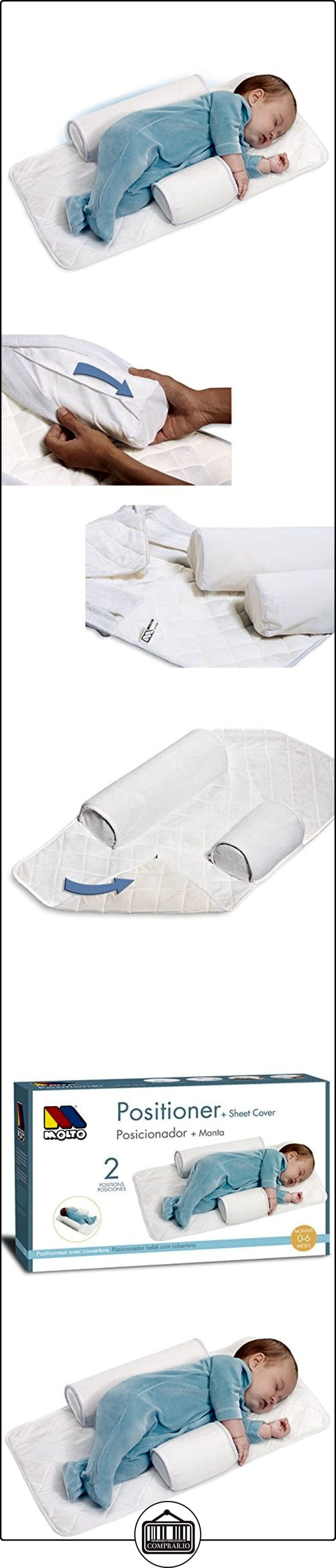 Moltó 5671 - Posicionador + cubierta, color blanco  ✿ Seguridad para tu bebé - (Protege a tus hijos) ✿ ▬► Ver oferta: http://comprar.io/goto/B00DBUESKO