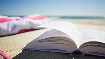 Livros para ler nas férias.