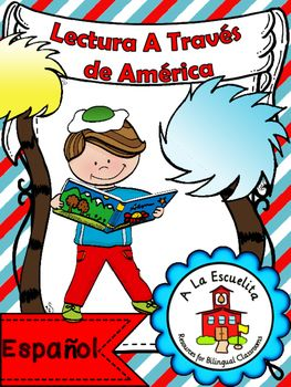 Lectura A Traves de America  Click below for a Video Preview     https://youtu.be/aBPl-H7o4G4