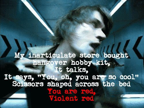 | 28 WTF Emo Lyrics You Still Tried To Relate To- LMAO