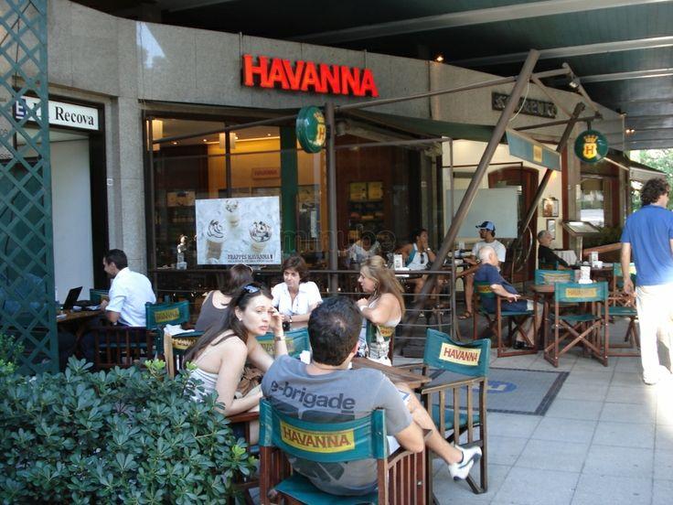 Havanna en La Recova, Ciudad Autonoma De Buenos Aires, Argentina