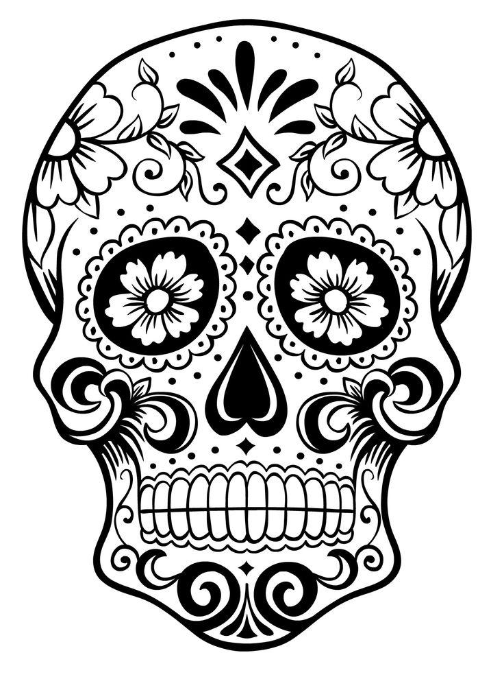1000 images about zentangle skulls on pinterest sugar skull skulls