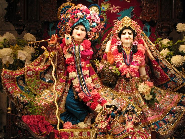 Radha Krishna are collectively known within Hinduism as the combination of both the feminine as well as the masculine aspects of God.