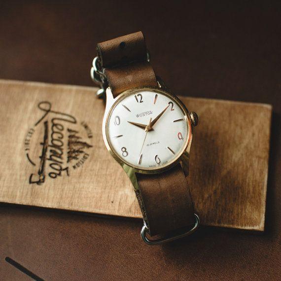 Original Vostok watch watch for man vintage man от Trulesorub