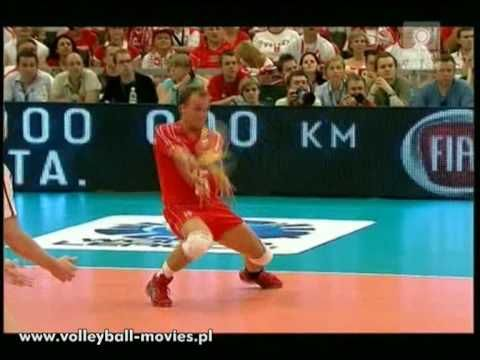 133 digs in 3 minutes - one of the most inspiring volleyball videos out there. love the music to!!