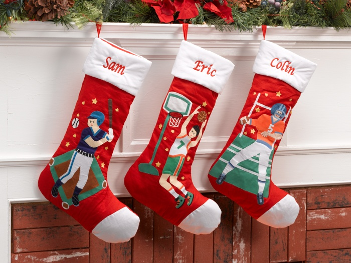 54 best Christmas Stockings over the fireplace images on Pinterest ...