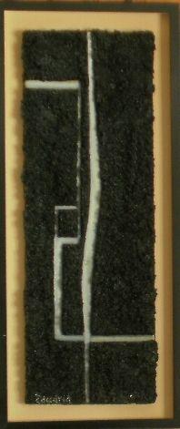 Linea da cui guarda 24x70 olio + olio e sabbia