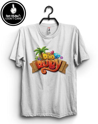 Zack Jordan T-shirt. Dao Ruby
