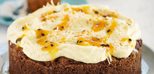 This hummingbird cake will become one of your favourites – not only because of its fragrant tropical flavours but because it's so easy to make with not much to wash up!