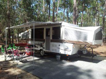rent a pop-up for Fort Wilderness   Fort Camper Rental. Disney themed pop-ups