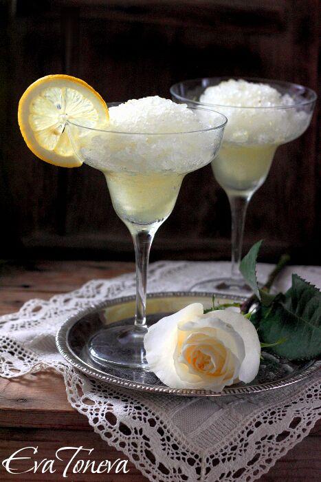 Lemon Granita   I Scream for IcEcReAm!   Pinterest