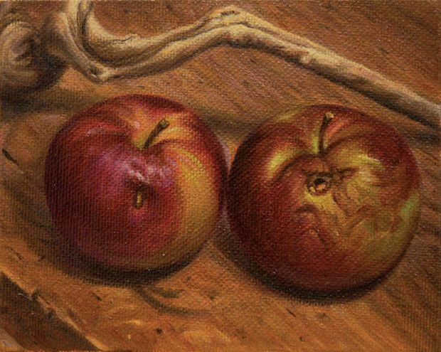 Still Life of Apples (2007)