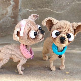 Ermakelena's Chihuahua