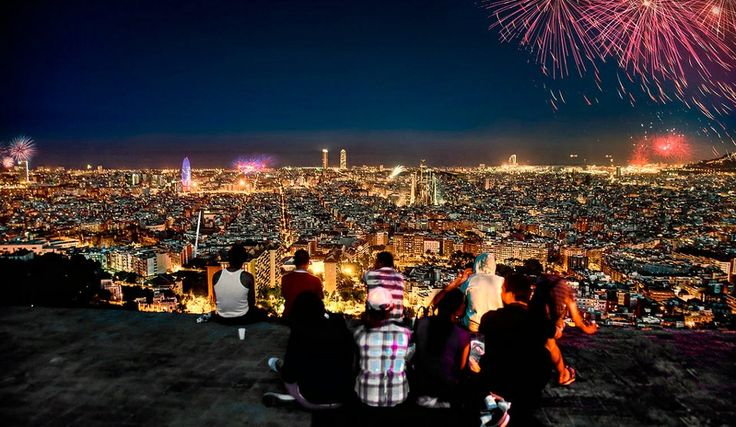 Night of St John in Barcelona on June 23rd. ApartmentsBarcelona.com is celebrating with you!