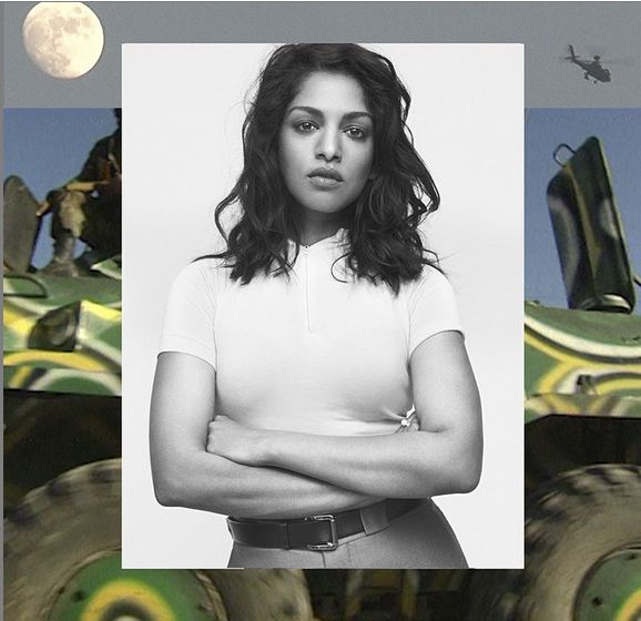 M.I.A. Audiovisual Project Coming to Apple Music: Apple is Creating In-House Content