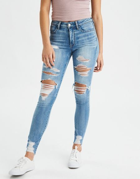 d8776892ff9 American Eagle Outfitters AE Denim X Hi-Rise Jegging |#ad | Women's ...
