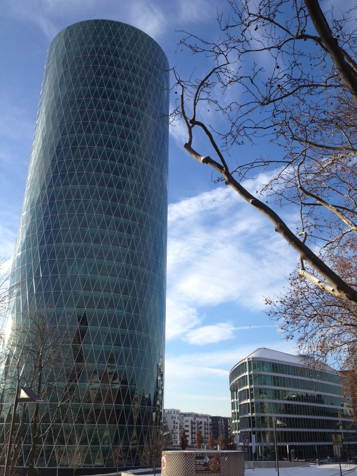 Main Tower, Frankfurt Germany