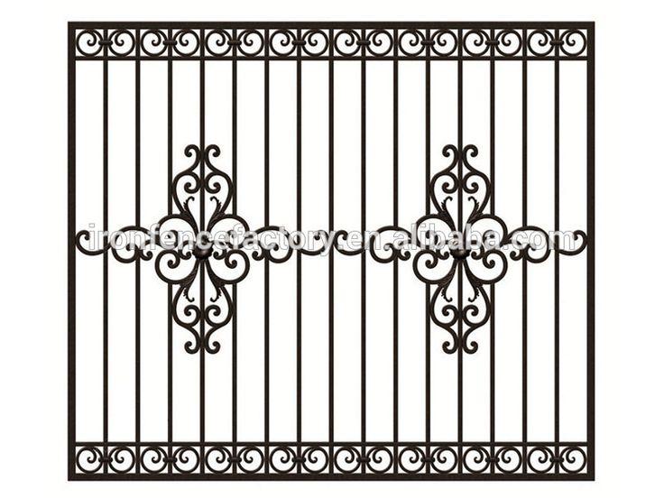 2016 nieuwste hoogwaardige decration smeedijzeren raam grill ontwerp/staal venster grill ontwerp/smeedijzer venster grill Ontwerp
