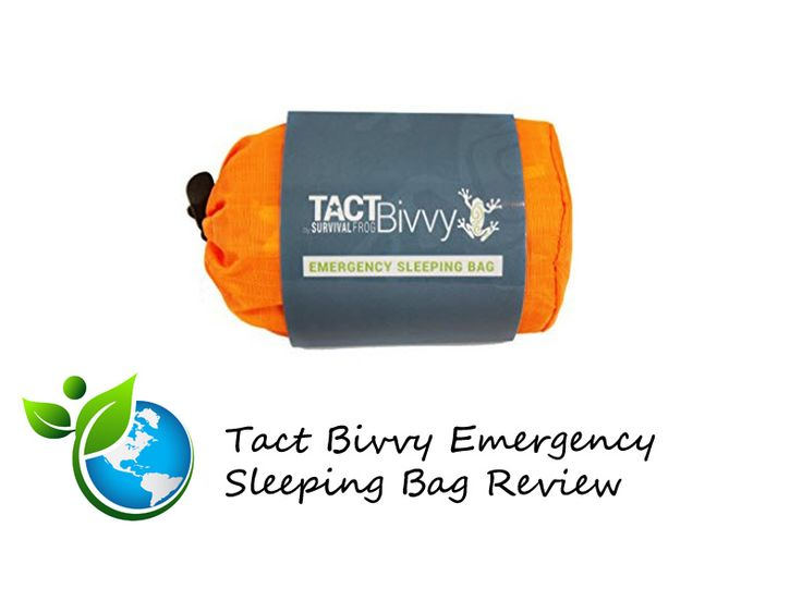 Today I have a fantastic piece if survival gear for you! The TACT bivvy is an emergency survival sleeping bag that is the answer to keeping warm in an emergency or survival situation!        Don't replace your