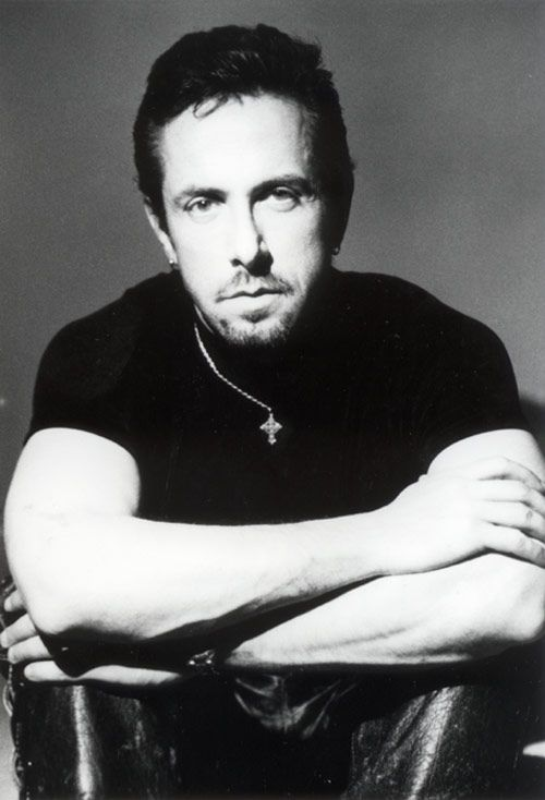 Clive Barker. Not so much for the directing or his films but more as a writer. I enjoy his books and imagination.