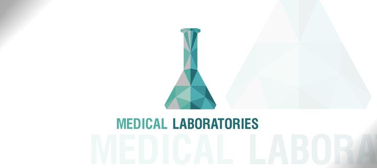 Logo Medical laboratories | spiros xenos portfolio
