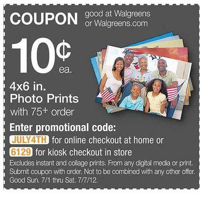 Walgreens in store photo coupon 2018 / Dominos uk coupon codes
