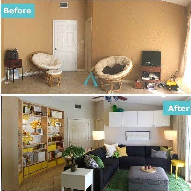 In The Episode Of IKEA Home Tour Squad Helps Rivera Family Upgrade Their Challenging Sun Room To Make It A Great Space They Can Use