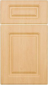 Verona in Hard Rock Maple Thermofoil M and J Woodcrafts - Your Wholesale Cabinet Door Manufacturers