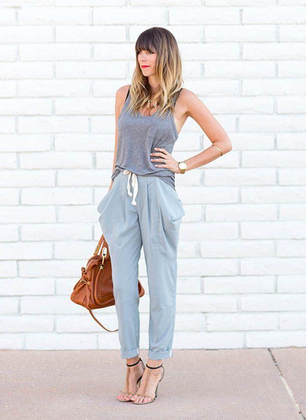 Os melhores looks para não passar calor nem perder o estilo.
