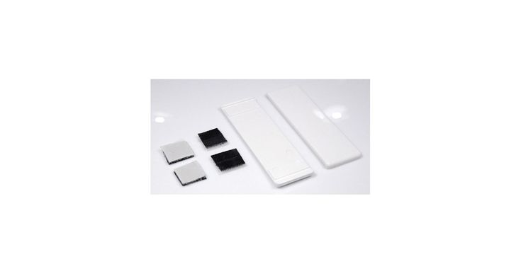 Toto TCU964CV Side Plate (2) with Velcro Tape Cotton