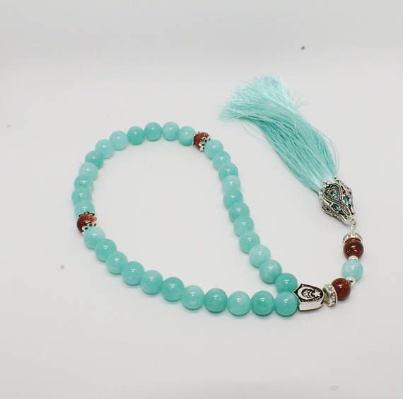 Hey, I found this really awesome Etsy listing at https://www.etsy.com/listing/573614158/islamic-prayer-beads-tasbih-33-beads