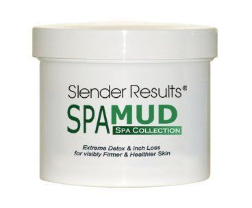 SLENDER RESULTS Spa Mud Body Wrap 32oz - Buy One Get One FREE by Slender Results. $49.95. This unique blend is high in minerals, vitamins, and proteins is enhanced with seaweeds that assist in detoxifying the skin, stimulating circulation, and ridding the body of toxins. Excellent for cellulite problems.  Must put 2 eligible items in your cart to take advantage of BOGO offer.  Promotional price will be calculated at checkout.