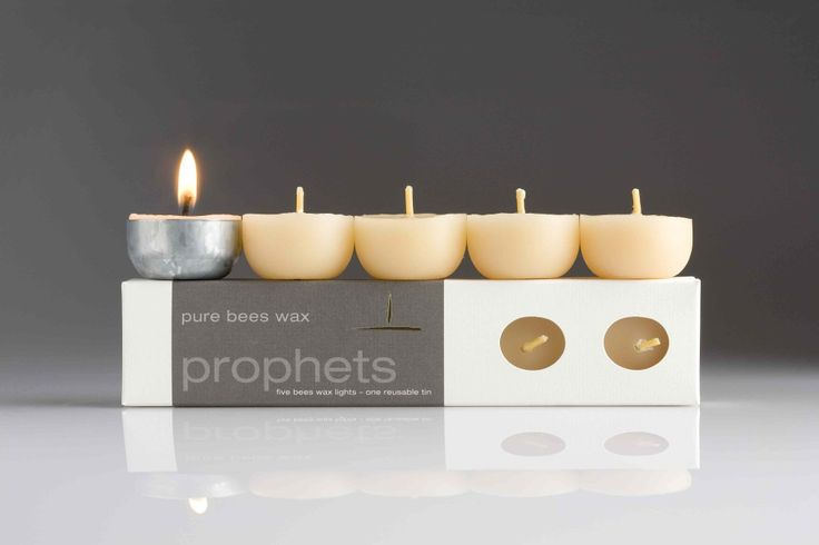 Prophets - pack of five - Northern Light Candle Company