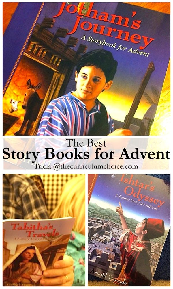 Do you know about the Jotham's Journey advent stories? Yes, it is time to plan for advent season! This fantastic series blesses us each and every year!