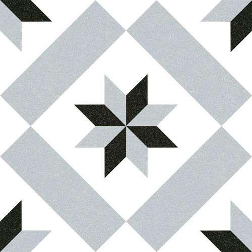 Carrelage italien série 1900 imitation carreaux de ciment 20 x 20 cm