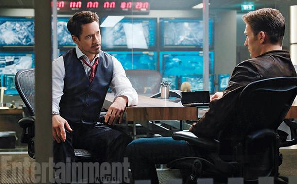 Robert Downey Jr. on the politics of Iron Man in 'Captain America: Civil War'   EW.com