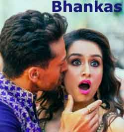 Bhankas Lyrics Baaghi 3 Song Songs Lyrics Song Lyrics