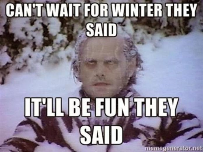 20 Cold Weather Memes That Perfectly Sum Up All The Winter Feels Sayingimages Com Weather Quotes Funny Cold Weather Quotes Cold Weather Funny