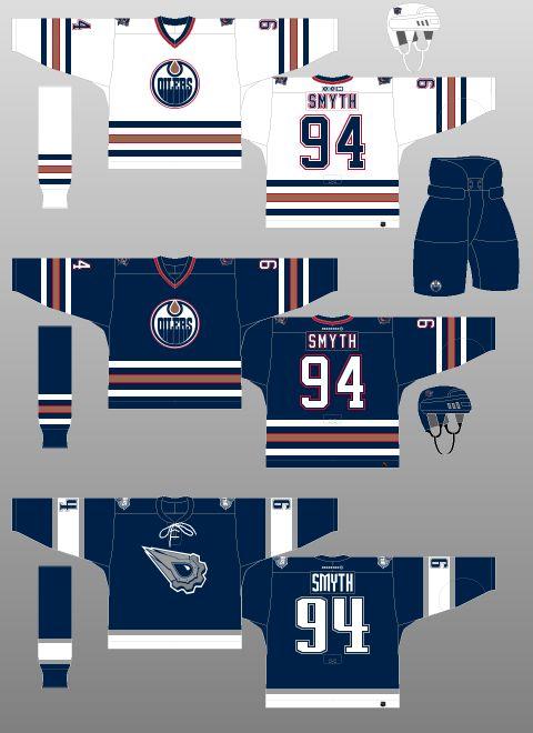 Edmonton Oilers 2001-07