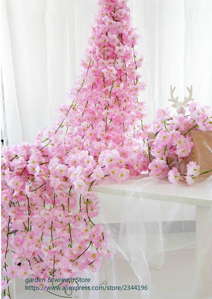 Decorative Cheap Long Artificial Flowers Online UK